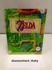 ZELDA A LINK TO THE PAST GUIDE (GUIDA STRATEGICA) GERMAN VERSION GUIDE