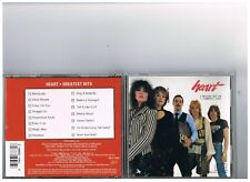 HEART CD . THE BEST OF..GREATEST HITS .