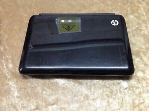 "HP Mini 110 3500 10.1"" Network Laptop ATOM N570 1GBRAM 160GBHDD  Win7 Black"