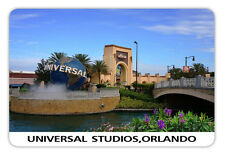 "Florida UNIVERSAL STUDIOS#1  Travel Souvenir Photo Fridge Magnet 3.5""X2.4"""