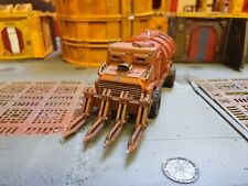 Post Apocalyptic Tanker Model - Warhammer 40k, Necromunda, Infinity