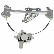 Power Window Motor and Regulator Assembly Front Left fits 10-14 Kia Forte Koup