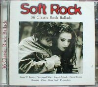 Soft Rock-36 classic Rock Ballads (1996) Eric Clapton, Simple Minds, Pr.. [2 CD]