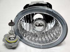 For 03 Murano 03 FX35 FX45 GLASS Fog Light Lamp W/bulb/Die-cast Metal body R H