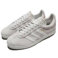 adidas Originals Gazelle W Suede Vintage White Orchid Women Shoe Sneakers CQ2183