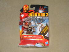 Marvel Iron Man 2 Ivan Whiplash Vanko Movie Series Figure #14 New HTF