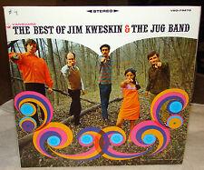 Best of Jim Kweskin & the Jug Band LP, Stereo, Vanguard VSD-79270 1968
