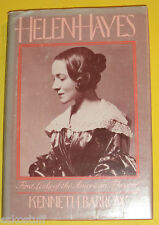 Helen Hayes 1985 First Lady of American Theatre First Edition Biography Nice See