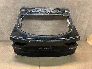 2019 Jaguar I-Pace Rear Trunk Tailgate Black OEM
