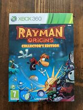 Rayman Origins-Collector 's Edition (Xbox 360 Game) selten (l27)
