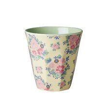 RICE Melamine cup in dutch rose print