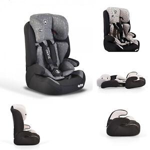 Moni Kindersitz Armor Gruppe 1/2/3 (9 - 36 kg) 1 bis 12 Jahre Kopfstütze Kissen