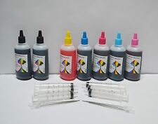 Bulk refill ink for HP 02 C5180 C6150 C6180 C6240 C6250 New York