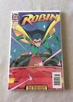 ROBIN #1-6 (1993) DC COMICS FULL RUN 1ST 6 ISSUES!