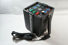 Photogenic PhotoMaster, 400 Watt Second, 4 Outlet Power Pack, Free 2-3 Day Ship!