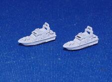 2 X ALBATROS GB PATROL BOATS P-264/163 'HMS ARCHER & EXPRESS' 1/1250 MODEL SHIP