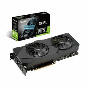 ASUS NVIDIA GeForce RTX 2070 8GB GDDR6 Graphics Card (Printed Photo)