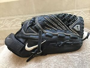 "Nike N1 1200 Air Athenia 12"" Baseball Softball Glove Right Hand Throw"