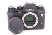 Fujifilm X Series X-T1 16.3MP Digital SLR Camera - Black (Body Only)