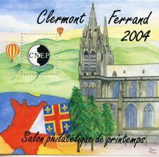 TIMBRE FRANCE BLOC FEUILLET CNEP N° 40 ** SALON PHILATELIQUE CLERMONT FERRAND