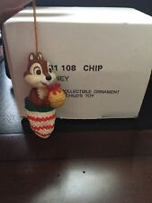 Disney Groiler  Chip And Dale Christmas Ornament 26231