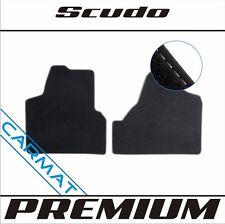 Fiat Scudo II Bj. 2006-2016 Premium Fussmatten Autoteppiche