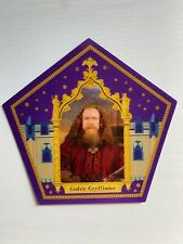 New ListingHarry Potter Chocolate Frog Wizard Card - Godric Gryffindor