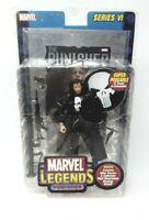 Marvel Legends series 6 Punisher variant 6 inch figure rare new bnib toybiz