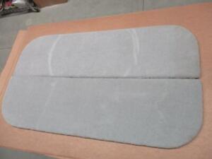 73-87 Chevy Truck Lower Door Carpet Panels NEW!   Gray