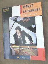 The Monty Alexander Collection Sheet Music Song Book Rock New Oop Hal Leonard