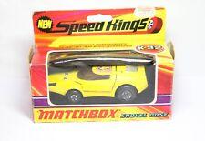 Matchbox Speedkings K-32 Shovel Nose In Its Original Box - Vintage Original