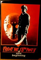 "Neca Friday the 13th Ultimate Part 5 V Jason Voorhees 7"" Scale Action Figure MIB"