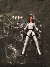 Marvel Legends DELUXE Black Widow MCU white suit (figure only) 2020