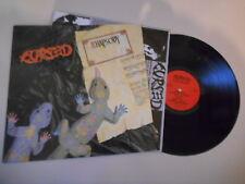 LP Punk Cursed - Rhapsody (11 Song) VENDETTA / DEATHWISH OIS