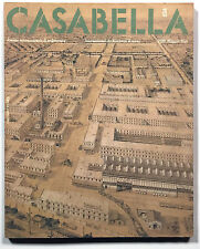 CASABELLA 524/1986 dir.V.GREGOTTI - F.RELLA - A.JAEGGI - R.MATHER - G.BOSONI