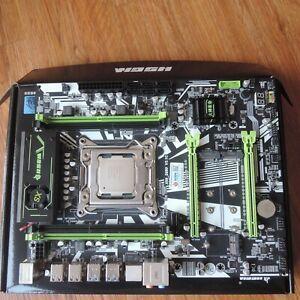 Brand New Intel X99 Motherboard LGA2011 + Core i7-6950X SR2PA Processor Desktop