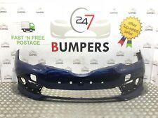 2015 - ONWARDS GENUINE TOYOTA AURIS FRONT BUMPER P/N: 52119-02K40
