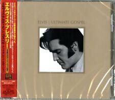 ELVIS PRESLEY-ELVIS ULTIMATE GOSPEL UPGRADED EDITION-JAPAN CD BONUS TRACK E51