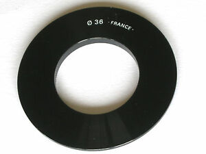 COKIN A SERIES 36MM ADAPTOR RING A436 FILTER HOLDER RING
