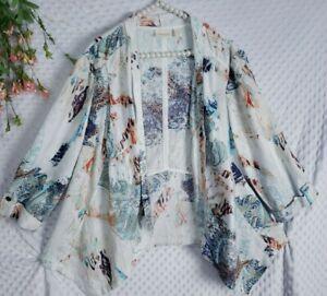 Chico S Linen Blouse Tops For Women For Sale Ebay