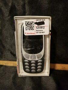 ✅ Unlocked Nokia 3310 3G TA-1036 GSM Bar GSM Cell Phone, Charcoal