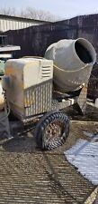 Gilson Electric Batch Type Concrete Mixer, 6 Cu. Ft., Mdl#: 59036-45064