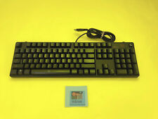 Thermaltake Poseidon Illuminated Blue LED Mechanical Gaming USB PC Keyboard