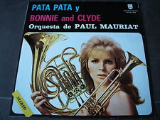 pata pata y  paul mauriat  south american / colombian pressing vinyl lp  easy