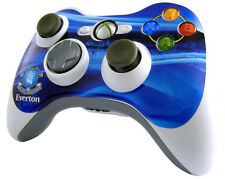Everton Football Club Xbox 360 Controller Skin Sticker Brand New