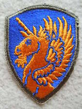 WW2 US Army 13th Airborne Infantry Division cloth patch - No airborne tab -