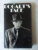 Humphrey Bogart's Face Stanyan Books 1970 Close Up Black & White Photos