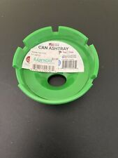 "Pair of Top A Can Ashtrays - 3.25"" / Assorted Colors"