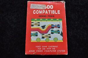 Grand Priks Atari 2600