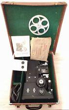 Specto Cine Film Projector in Case Dallmeyer Lens